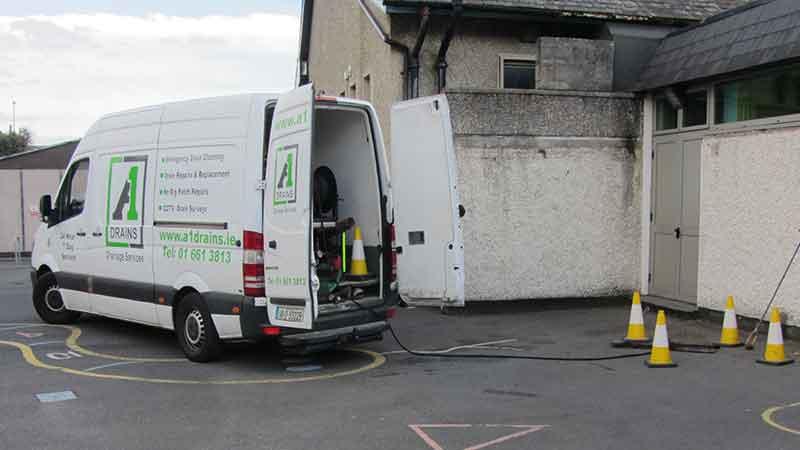Drain Cleaning Dublin